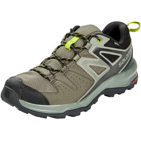 Salomon M's X Radiant GTX Shoes Beluga/Castor Gray/Citronelle